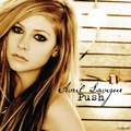 Avril Lavigne - Push [My FanMade Single Cover] - anichu90 fan art