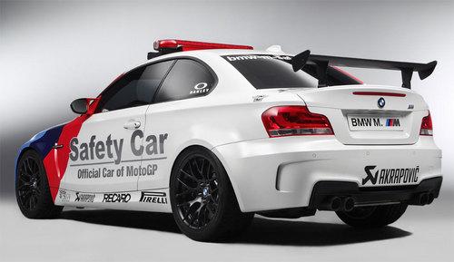 bmw (Official Safety Car of MotoGP)