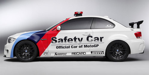 BMW (Official Safety Car of MotoGP)