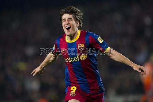 Barcelona vs Getafe(2-1)-la liga week 29