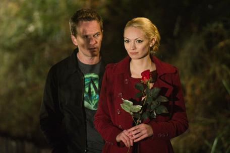 Barney Stinson - Dracula's Daughters vs the angkasa Brains
