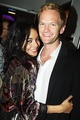Barney Stinson and Vanessa Hudgens