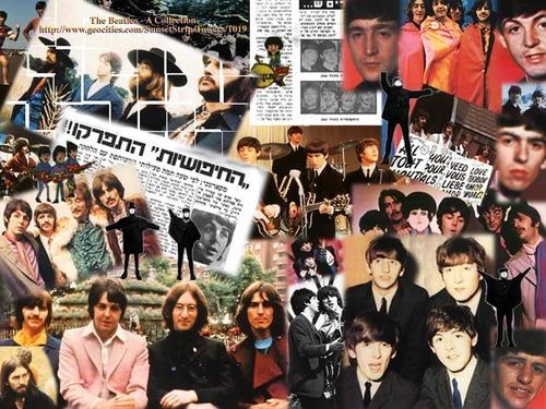 Beatles fond d'écran