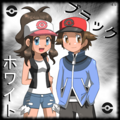 Black and White - pokemon-black-and-white photo