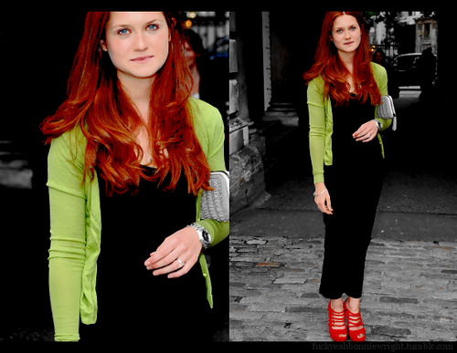 Bonnie♥ - bonnie-wright Photo