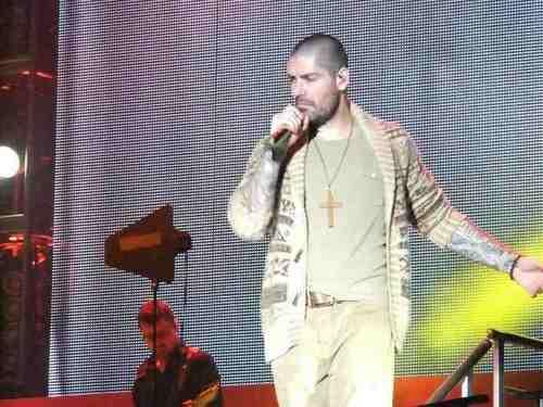 Boyzne in Glasgow 13th march 2011