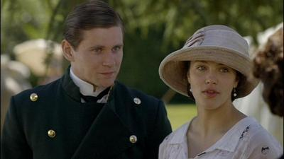 Branson and Sybil - downton-abbey Photo