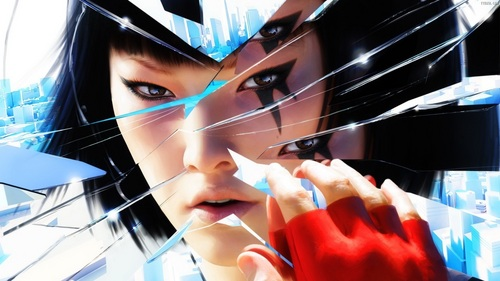 Mirror's Edge wallpaper titled Broken Reflection