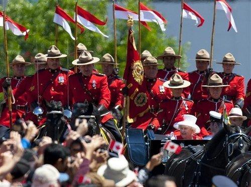 Canada hari celebrations