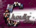 Chandler Bing - friends fan art