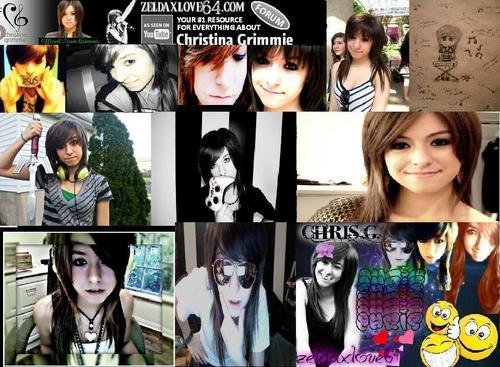 Christina Grimmie :)