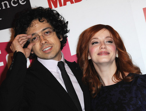 Christina Hendricks - 'Mad Men' Photocall And Masterclass At foramu Des picha