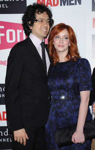 Christina Hendricks - 'Mad Men' Photocall And Masterclass At 포럼 Des 이미지