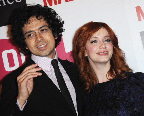 Christina Hendricks - 'Mad Men' Photocall And Masterclass At forum Des immagini