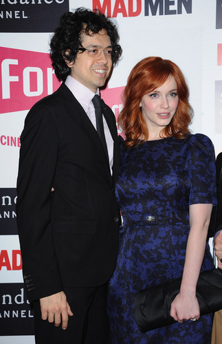 Christina Hendricks - 'Mad Men' Photocall And Masterclass At forum Des images