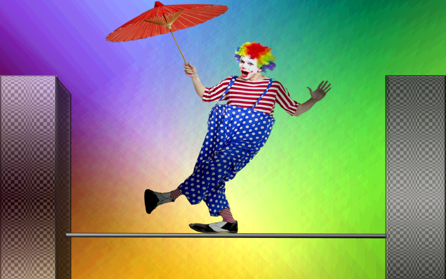 circus clowns Shipping speed items & addresses free 2-day shipping: items sold by walmartcom that are marked eligible on the product and checkout page with the logo.