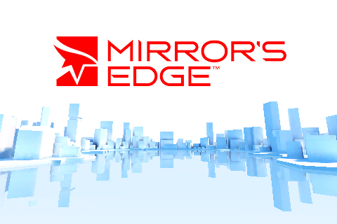 Mirror's Edge wallpaper titled City Skyline