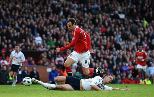 D. Berbatov (Manchester United - Bolton)