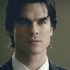 The Vampire Diaries TV toon foto with a business suit, a suit, and a two piece called Damon 2x7