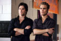 Damon & Stefan - damon-and-stefan-salvatore photo