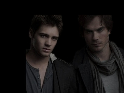 Damon and Jeremy ✯