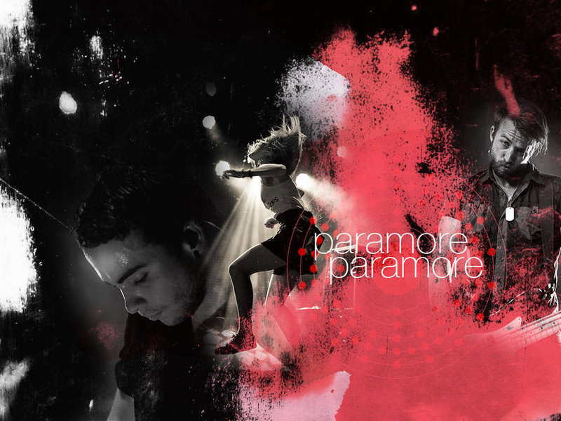 paramore wallpapers. DarkParamore Wallpaper