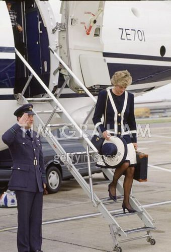 Diana Commemorative Service