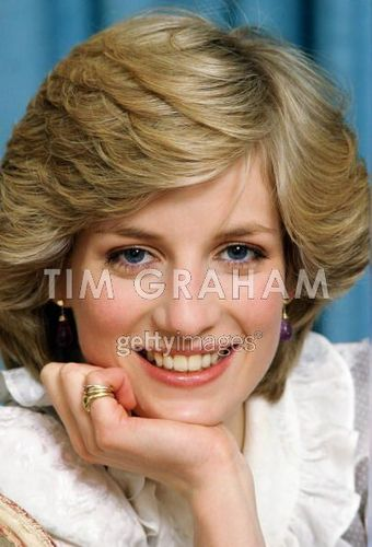 Diana,at home in Kensington Palace
