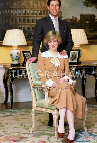Diana,at home in Kensington Palace