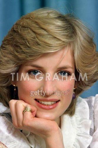 Diana,at tahanan in Kensington Palace