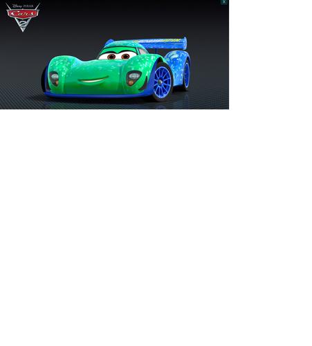 Дисней Pixar Cars Carla Veloso