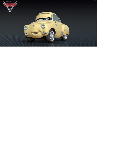 ডিজনি পিক্সার Cars Mama Topolino