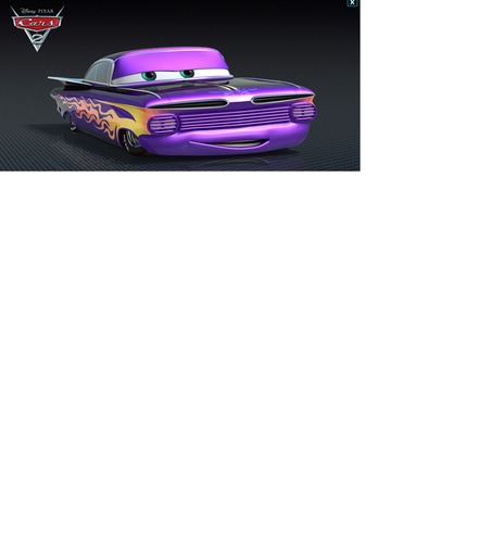 Disney Pixar Cars Ramone