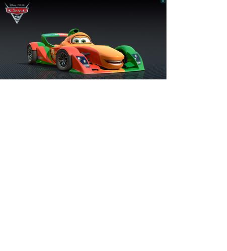迪士尼 皮克斯 Cars Rip Clutchgoneski