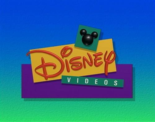 disney vídeos (1995)