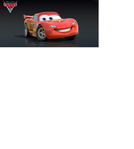 Disney Pixar Cars 2 Wallpaper Titled Lightning Mcqueen