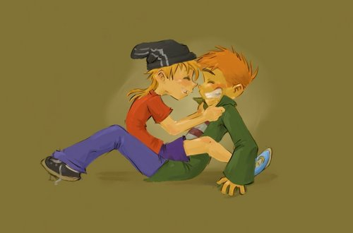 Ed and Edd