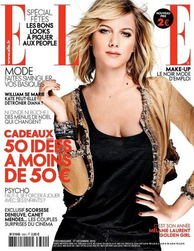 Elle France (December 2010)