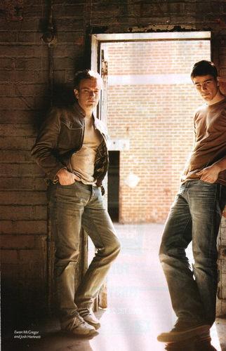 Ewan McGregor & Josh Hartnett