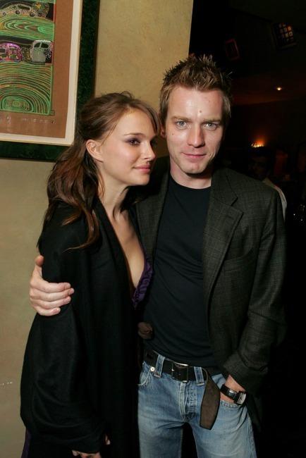 Ewan McGregor & Natalie Portman