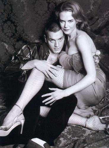 Ewan McGregor achtergrond titled Ewan McGregor & Nicole Kidman 2