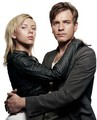 Ewan McGregor & Scarlett Johansson