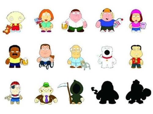 Family Guy - The Best tunjuk on TV!!