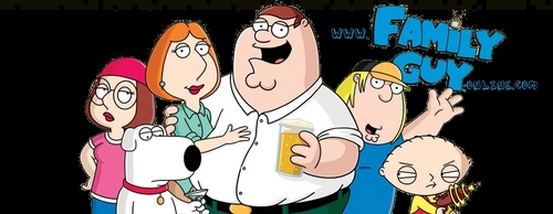 Family Guy - The Best 显示 on TV!!