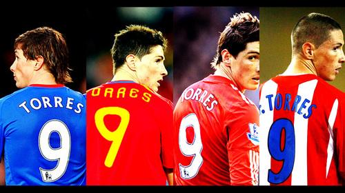 Fernando Torres #9