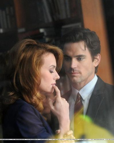 Filming on Location in Manhattan - March 21, 2011
