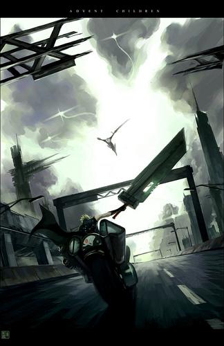 FinalFanTasy VII <3