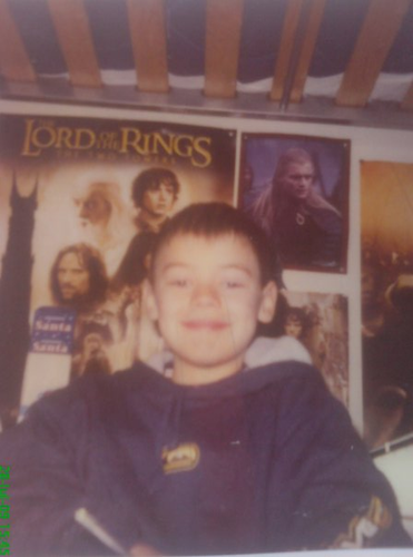 Flirt Harry When He Was Younger (How Cute) Harry As Obsession Wiv LOTR 100% Real :) x