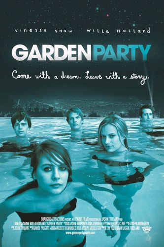 Garden Party (2008): Posters & covers