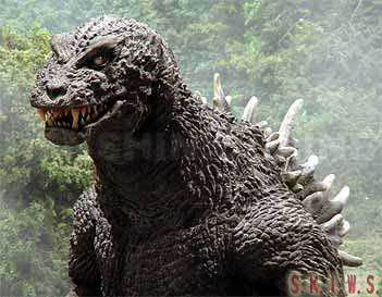 Godzilla wallpaper titled Godzilla 1954-2004